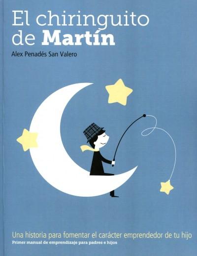 """Versión Impresa """"el Chiringuito de Martín"""""""